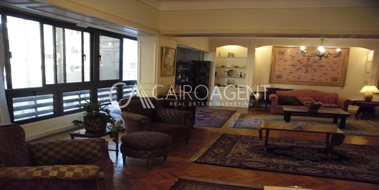 Awesome Furnished Apartment Rent In Mohandeseen Close To Shehab St.